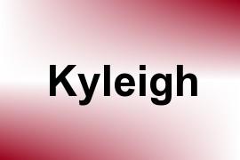 Kyleigh name image