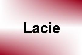 Lacie name image