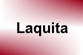 Laquita name image