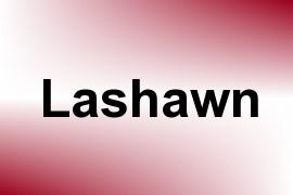 Lashawn name image