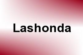 Lashonda name image