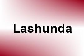 Lashunda name image
