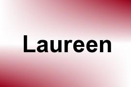Laureen name image