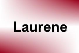 Laurene name image