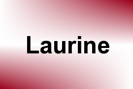 Laurine name image