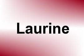 Laurine name image