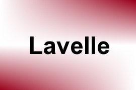 Lavelle name image