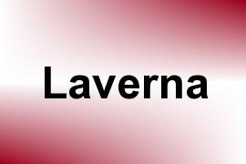 Laverna name image