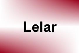 Lelar name image