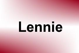 Lennie name image