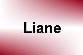 Liane name image