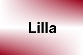 Lilla name image