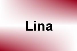 Lina name image