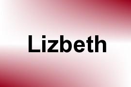 Lizbeth name image