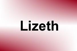 Lizeth name image