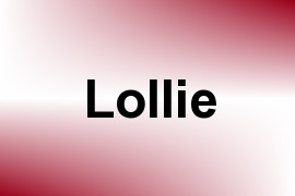 Lollie name image