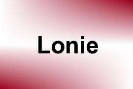 Lonie name image