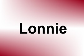 Lonnie name image