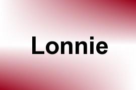 Lonnie name image