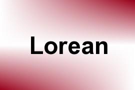 Lorean name image