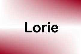 Lorie name image