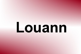 Louann name image