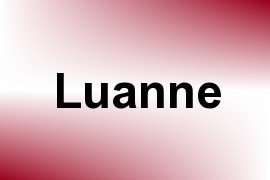 Luanne name image