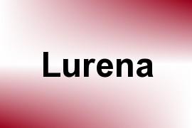 Lurena name image