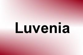 Luvenia name image