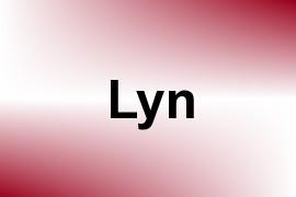 Lyn name image