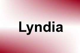Lyndia name image