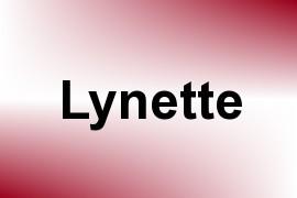 Lynette name image