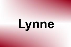 Lynne name image