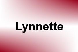 Lynnette name image