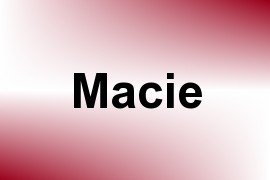 Macie name image