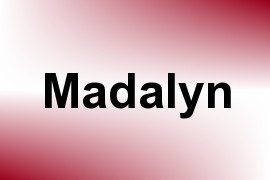 Madalyn name image