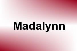 Madalynn name image