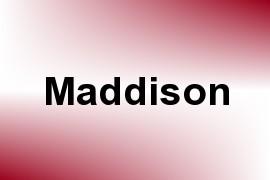 Maddison name image