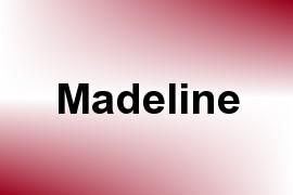 Madeline name image