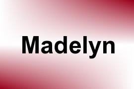 Madelyn name image