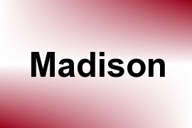 Madison name image