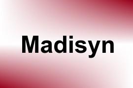 Madisyn name image