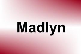 Madlyn name image