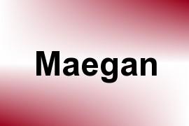 Maegan name image
