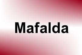 Mafalda name image