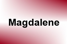 Magdalene name image