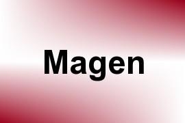 Magen name image