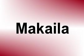 Makaila name image