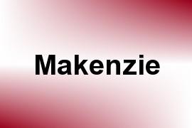 Makenzie name image
