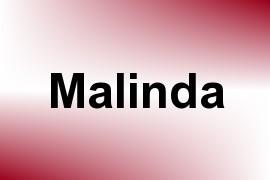 Malinda name image